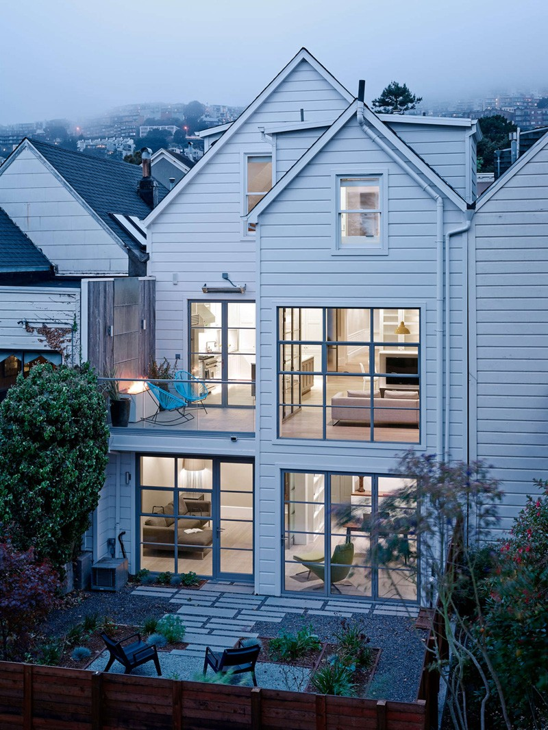 Noe Valley 1 by Feldman Architecture