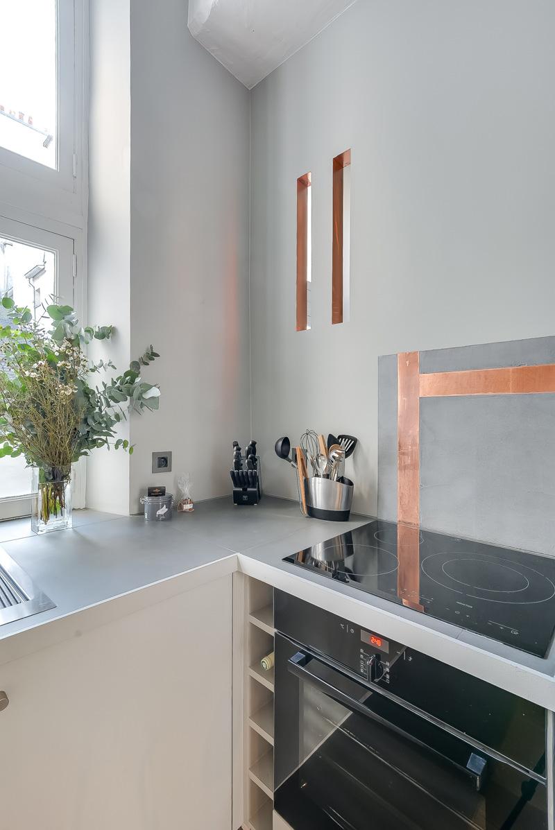 Garçonnière Marais Apartment By Tatiana Nicol
