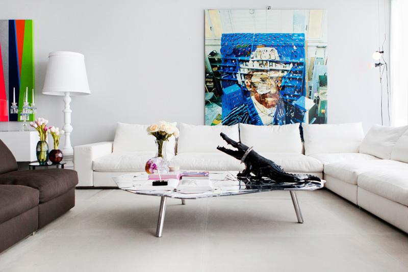 Interior Design By Passarelli Studio And Luminaire