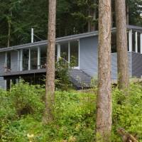Skagit River House By Studio Sarah Willmer