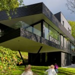 An Architect's Own Home In Bergen, Norway