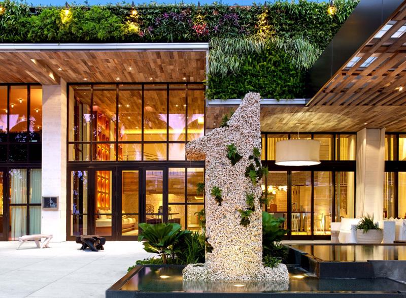 1 Hotel South Beach Opens In Miami
