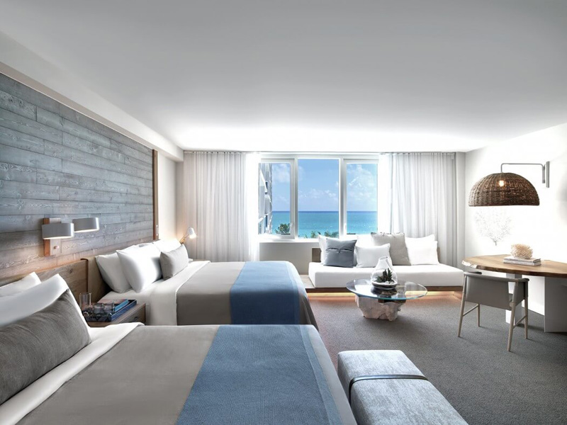 1 Hotel South Beach Opens In Miami Contemporist