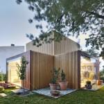 This Backyard Art Studio Has A Garden View