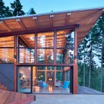 A Pacific Northwest Home For A Family Of Seven