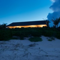 'House on a Dune' By Chad Oppenheim