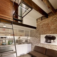 This Old Laundry Boiler Room Has Been Transformed Into A Guest Apartment