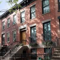 Brooklyn Townhouse by Murdock Solon Architects