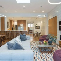 Brooklyn Townhouse By Ben Herzog Architect and Kiki Dennis Interiors