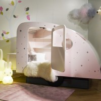 Caravan and Tent by Mathy By Bols