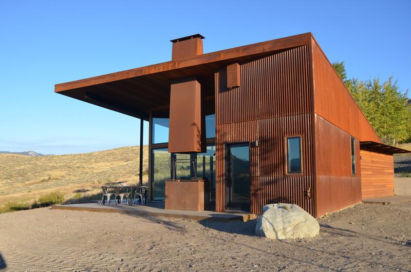 NEW CAELIFERA by Johnston Architects