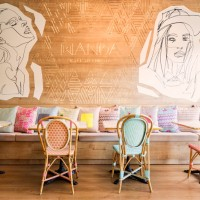 Wanda Café Optimista by Parolio
