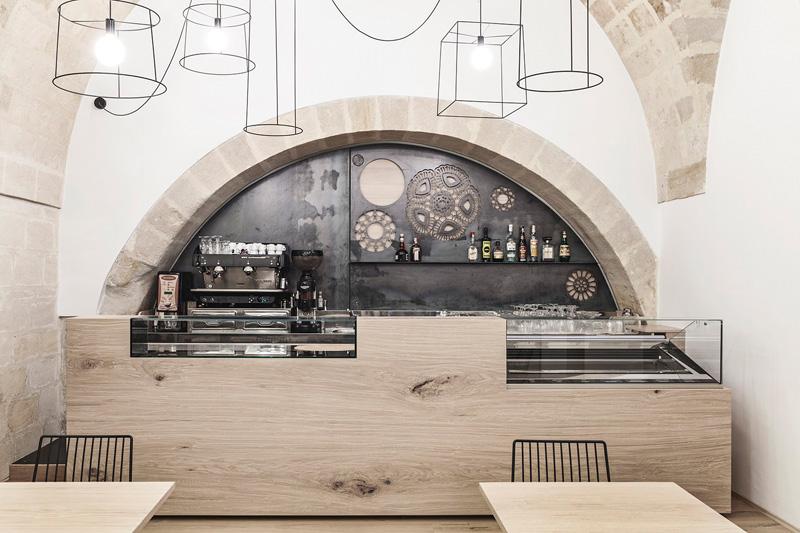 Caffè Ridola By Manca Studio