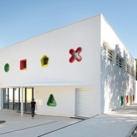 Lodève Childcare Center By A+Architecture