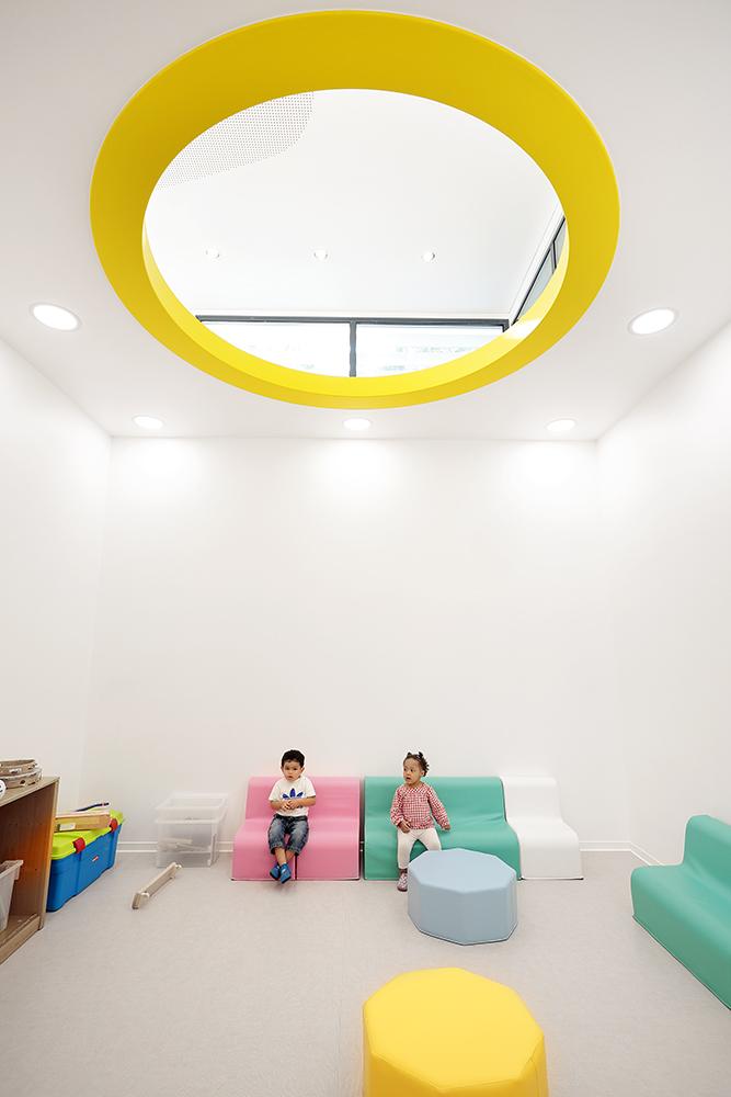 Lodève Childcare Center By A+Architecture