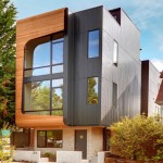 Three Townhomes Replace One House In This Seattle Neighborhood