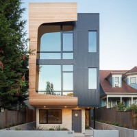 18th Avenue City Homes Project By Malboeuf Bowie Architecture