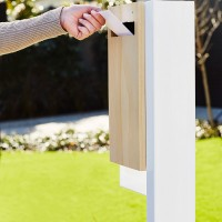 A Contemporary Letterbox By Javi Design