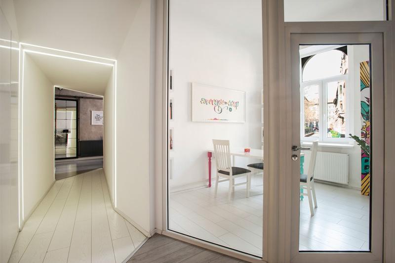 Dekoratio Branding & Design Studio Office by KISSMIKLOS