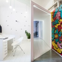 Dekoratio Branding & Design Studio Office by KISSMIKLOS