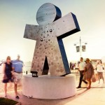5 Sculptures Representing Different Regions Of The World