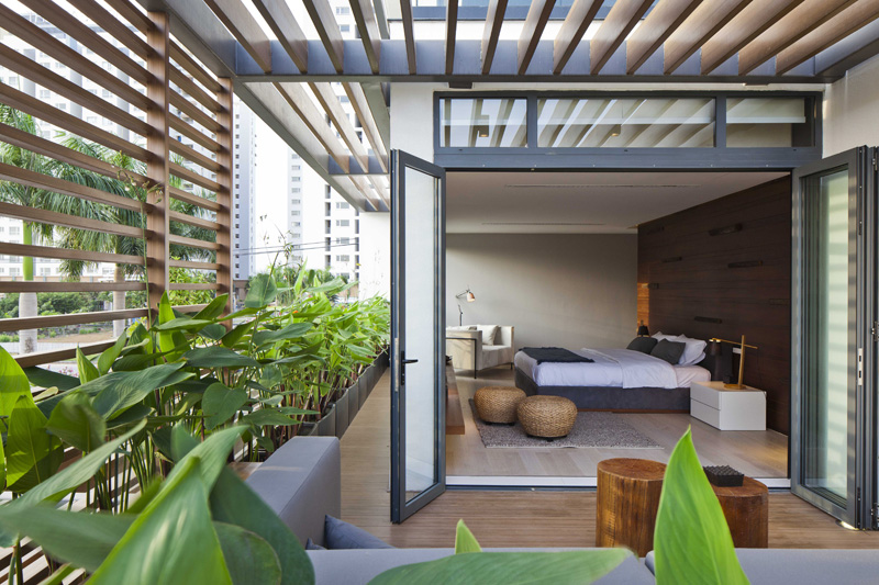Indochina Villa Saigon By MIA Design Studio