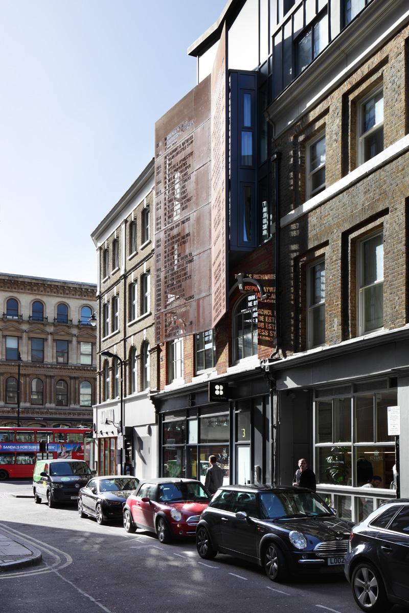 3-7 Redchurch Street by Mackenzie Wheeler