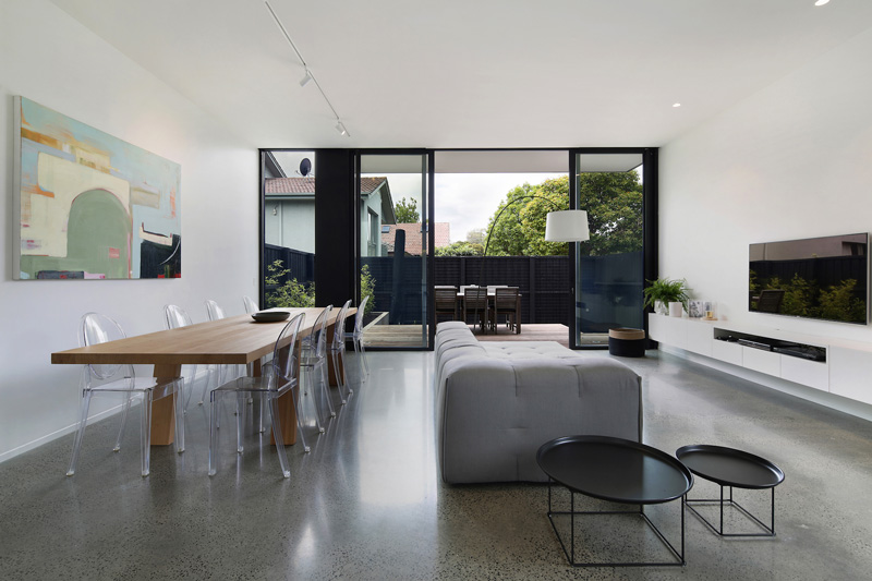 Cube House By Carr Design Group