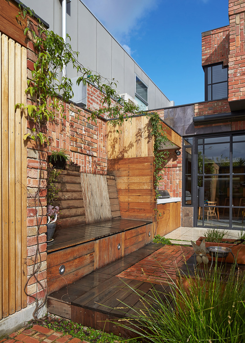 Cubo House by PHOOEY Architects