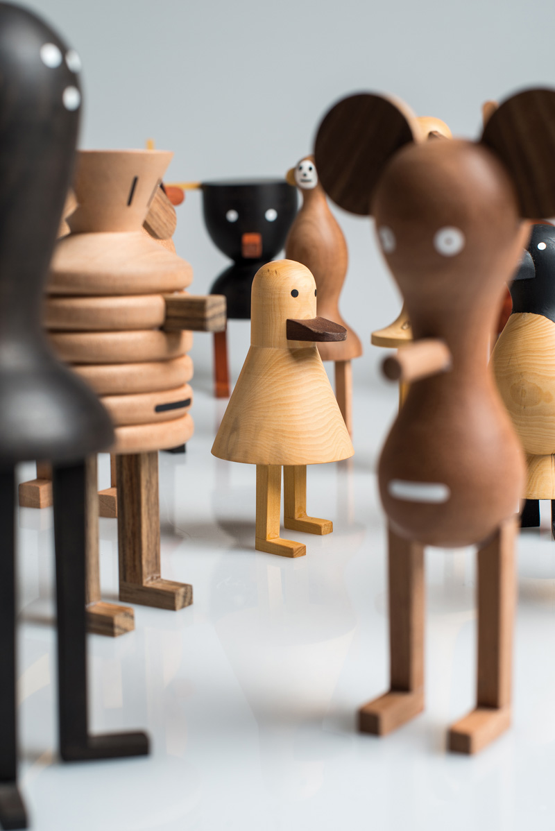 Funny Farm By Isidro Ferrer & LZF Lab