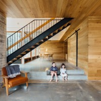 Invermay House by Moloney Architects