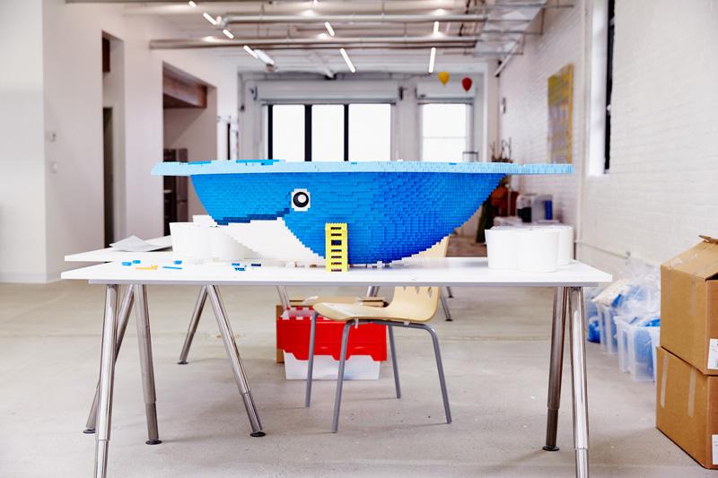 Art Studio For Lego Artist By studioMET Architects