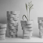 Little Gerla Marble Vases By Paolo Ulian And Moreno Ratti