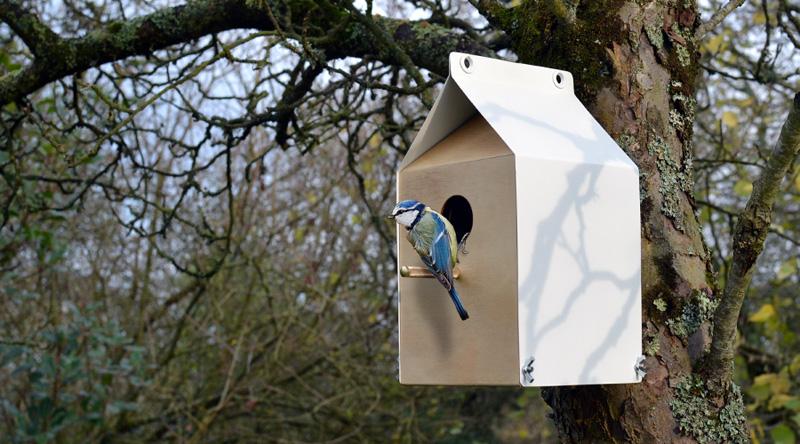 Birdhouse By JAM