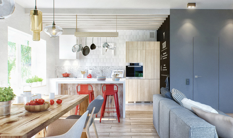 Interior NVMD By INT2architecture