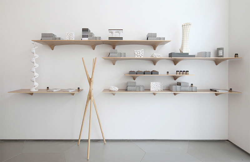 PlyShelf By Matter Design