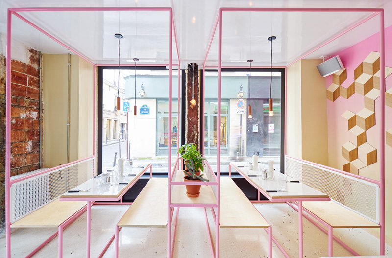 PNY Restaurant By CUT architectures