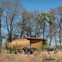 Sandibe Okavango Safari Lodge by Michaelis Boyd and Nick Plewman