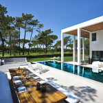 A Home In Portugal Surrounded By Pine Trees