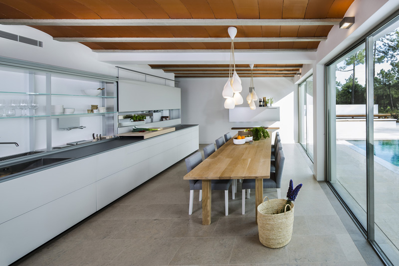 San Lorenzo House by de Blacam and Meagher Architects