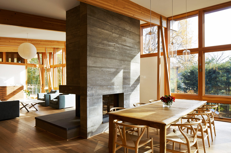 Sands Point House by Ole Sondrensen