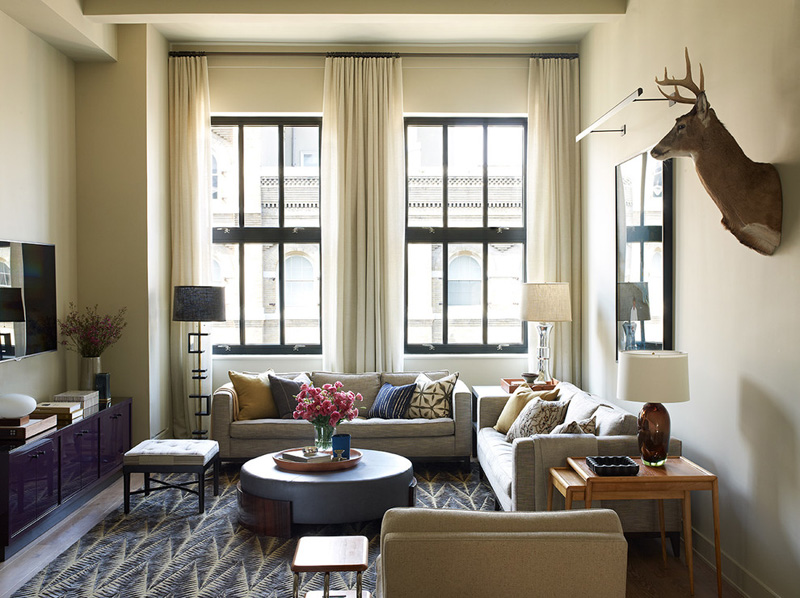new york apartment interior by ben herzog and kevin dumais