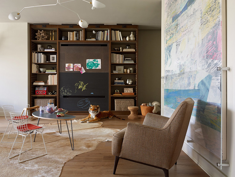 Tribeca Loft By Ben Herzog and Kevin Dumais