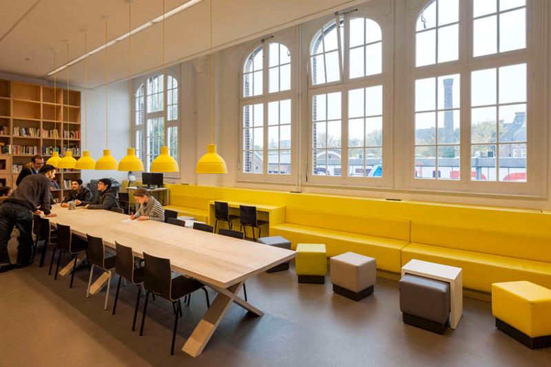 Interior Design Featuring Yellow