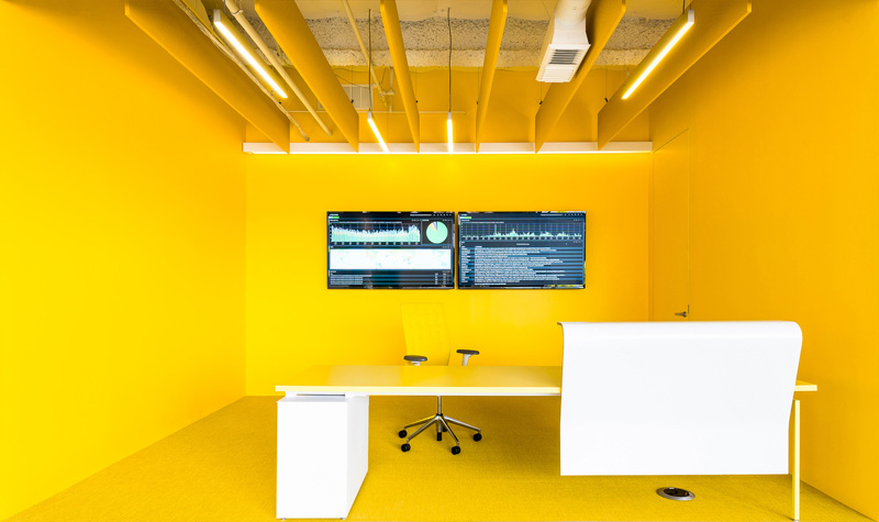 9 Interiors That Have A Whole Lot Of Yellow | CONTEMPORIST