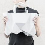 FINELL Design An Origami Inspired Handbag