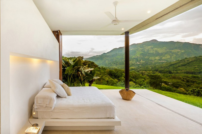 Bedrooms With Uninterrupted Views
