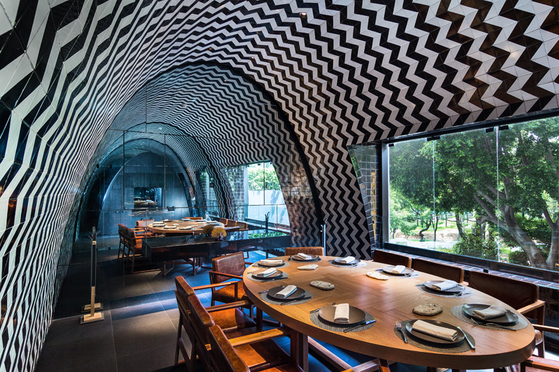 Chapulín Restaurant By mob & Sama Arquitectos