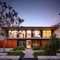 Concrete House By Matt Gibson Architecture
