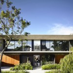 Matt Gibson Architecture Design A Concrete House In Melbourne